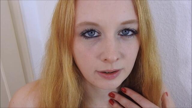 Schau mir ins Gesicht und Wichse - Amateur Sex Video von